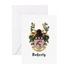 Doherty Coat of Arms Greeting Card