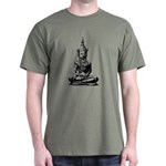 Buddha (Black) Dark T-Shirt