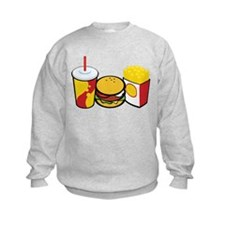 Fast Food Kids Sweatshirt