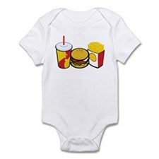 Fast Food Infant Bodysuit