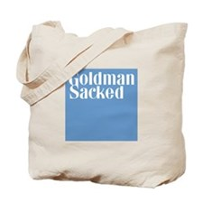 Goldman Sacked Tote Bag