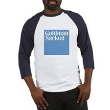 Goldman Sacked Baseball Jersey