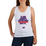 Enough Breath Women's Tank Top