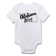 Oklahoma Girl Infant Bodysuit