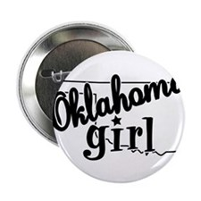 "Oklahoma Girl 2.25"" Button (10 pack)"