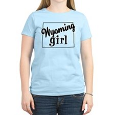 Wyoming Girl T-Shirt