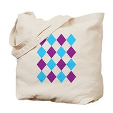Argyle Tote Bag