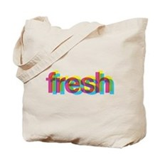 Fresh (CMYK) Tote Bag