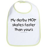 Derby Mom Bib