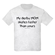 Derby Mom T-Shirt