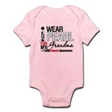 Lung Cancer (Grandma) Infant Bodysuit