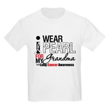 Lung Cancer (Grandma) T-Shirt