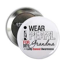 "Lung Cancer (Grandma) 2.25"" Button"