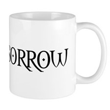 Infant Sorrow (Black) Mug