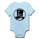 Professor Layton (Black) Infant Bodysuit