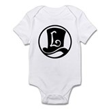 Professor Layton (Black) Onesie