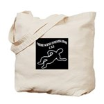 C.S.I. Tote Bag