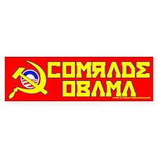 Comrade Obama Bumper Bumper Sticker