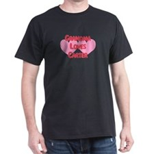 Grandma Loves Carter T-Shirt