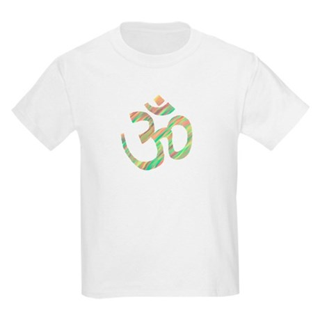 Om symbol Kids Light T-Shirt