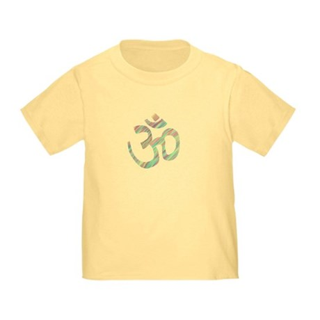 Om symbol Toddler T-Shirt