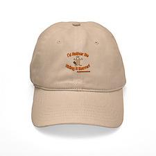 Rather Be Riding A Beaver Baseball Cap