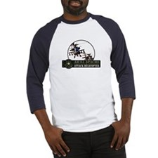 AH-64 Apache Helicopter Baseball Jersey