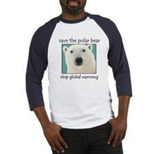 Polar bear Baseball Jersey