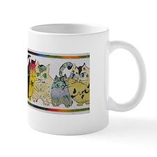 Uptown Cats 4 Mug