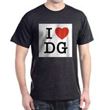 I Heart DG T-Shirt