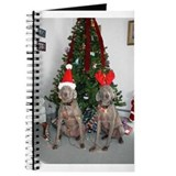 Cool Weimaraner Journal