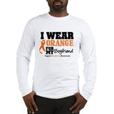 IWearOrange Boyfriend Long Sleeve T-Shirt