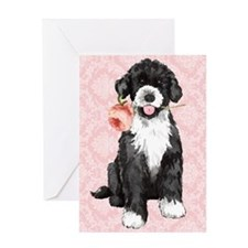 PWD Rose Greeting Card