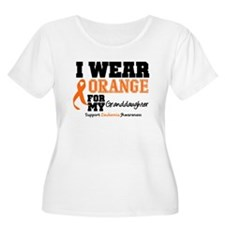 Leukemia Granddaughter T-Shirt