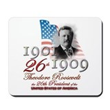 26th President - Mousepad