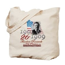 26th President - Tote Bag
