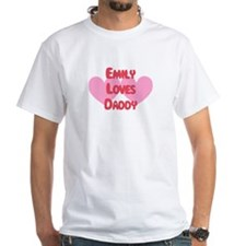 Emily Loves Daddy Shirt