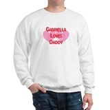 Gabriella Loves Daddy Sweatshirt