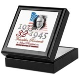 32nd President - Keepsake Box