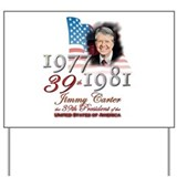 39th President - Yard Sign