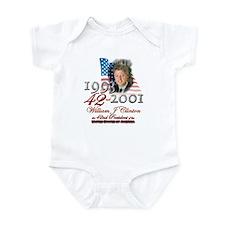 42nd President - Infant Bodysuit
