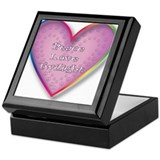 Twilight eclipse Keepsake Box