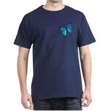 Blue Morpho Butterfly T-Shirt