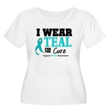 IWearTeal For The Cure T-Shirt