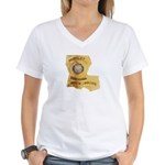 L.A.S.P. Pilot Women's V-Neck T-Shirt