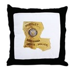 L.A.S.P. Pilot Throw Pillow
