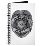Support Our Police Journal
