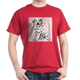 Airedale Rose  T-Shirt
