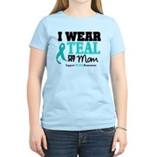 IWearTeal Mom T-Shirt
