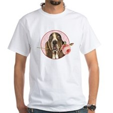 Basset Hound Rose Shirt